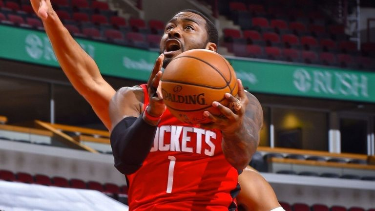 Wall and Cousins give Rockets fans a reason for optimism
