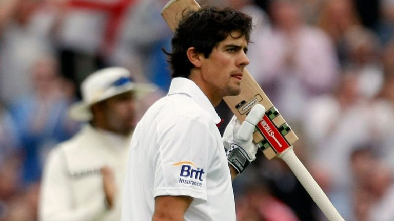 Ironman Cook & Bumble's century stands – England vs India stats