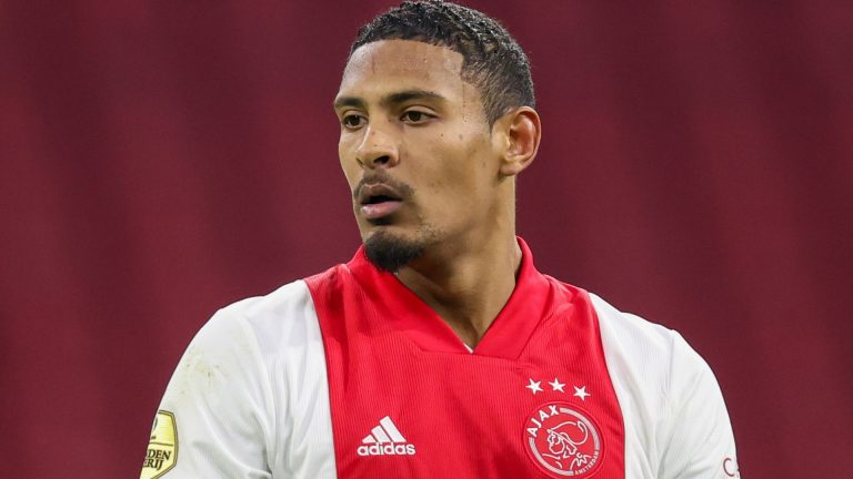 Ajax in talks with Uefa after leaving Haller out of EL squad