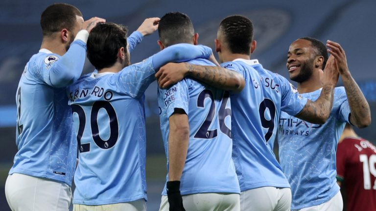 Pep after 21st win: Only focus is Man Utd
