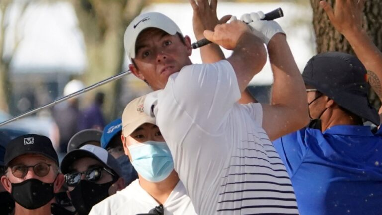 Laird, McIlroy lead British challenge at Bay Hill