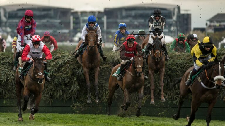 Barry Geraghty's Grand National course guide
