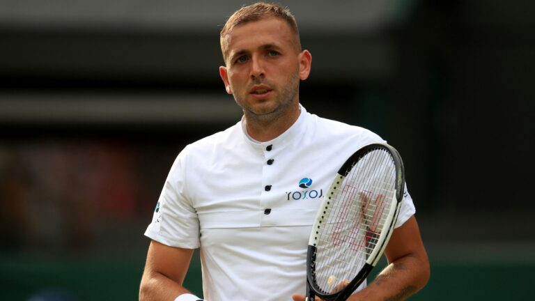 Evans: It's going to be a different Wimbledon