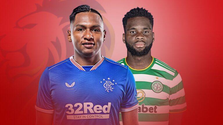 Scottish Premiership team of the season so far