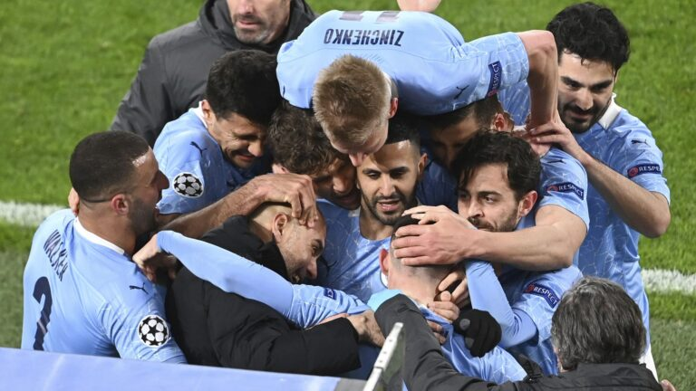 Pep: City starting to build Champions League history