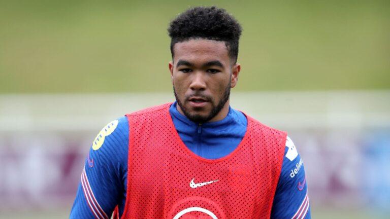 James on England role: 'I'vetrainedin three positions'