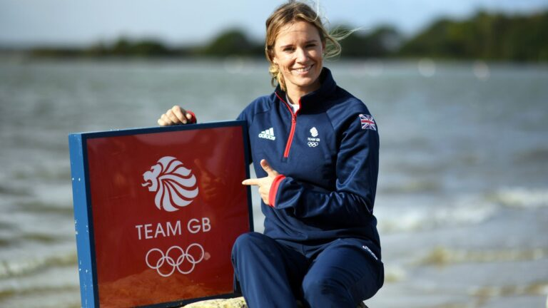 Mills and Sbihi named Team GB's joint flag bearers