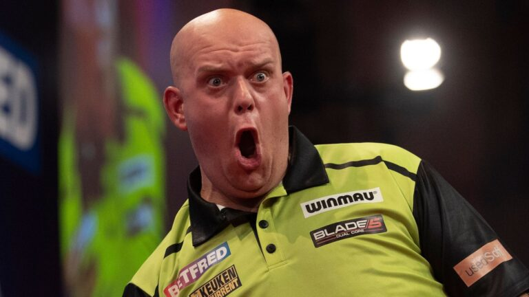 World Matchplay Darts: As it happened on Day Five